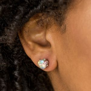 Come Out On Top Earrings-Multi